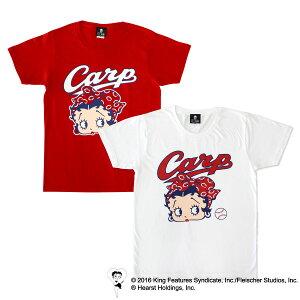 広島東洋カープ Tシャツ ベティー