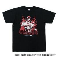 福岡ソフトバンクホークス公認グッズリーグ優勝記念北斗の拳コラボケンシロウTシャツ