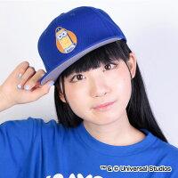 横浜DeNAベイスターズ公認グッズミニオン×ベイスターズキャップ