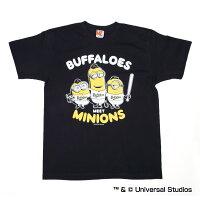 オリックス・バファローズ公認グッズミニオン×バファローズTシャツ(大人用)