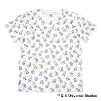 広島東洋カープ公認グッズミニオン×カープ総柄Tシャツ(大人用)