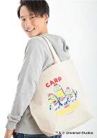 広島東洋カープ公認グッズミニオン×カープキャンバストートバッグ
