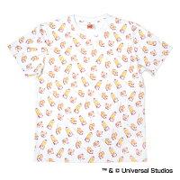 東北楽天ゴールデンイーグルス公認グッズミニオン×イーグルス総柄Tシャツ(大人用)