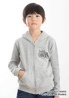 福岡ソフトバンクホークス公認グッズミニオン×ホークスパーカー(子供用)