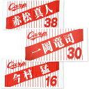 カープ公認グッズ オリジナルバスタオル/広島東洋/カープ/carp/選手/一岡/野村/堂林/今…