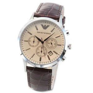 エンポリオアルマーニEMPORIOARMANI/クロノグラフメンズ腕時計#AR243345EA499666