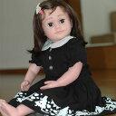 日本初の関西弁音声認識人形の「桃色はなこ」介護人形 着せ替え人形 ももいろはなこ ロボット 認知...