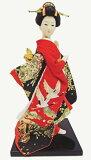 お土産品 9インチ日本人形 (品番9-3)