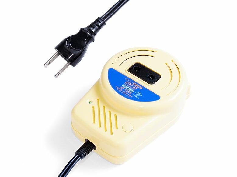 【変圧器】【国内用】【220V〜240V家電用】 東京興電 輸入家電・民泊用変圧器 ステップアップトランス 定格容量150W 変換電圧100V→220-240V JP-150K