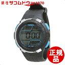 [CREPHA] クレファー 腕時計 ウォッチ デジタル腕時計 T-SPORTS 見やすい液晶 TS-D061-BLB ブルー