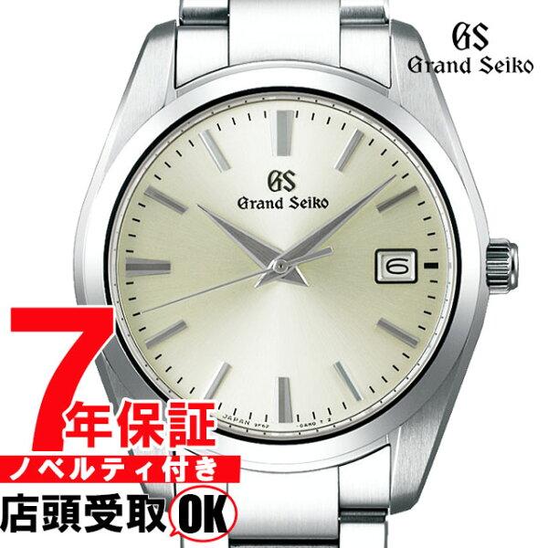 最大5000円OFFクーポン23日(金)09:59迄  店頭受取対応商品 グランドセイコーGRANDSEIKO腕時計SBGX2