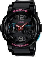 [カシオ]CASIO腕時計BABY-Gタイドグラフ搭載G-LIDEBGA-180-1BJFレディース[201405]