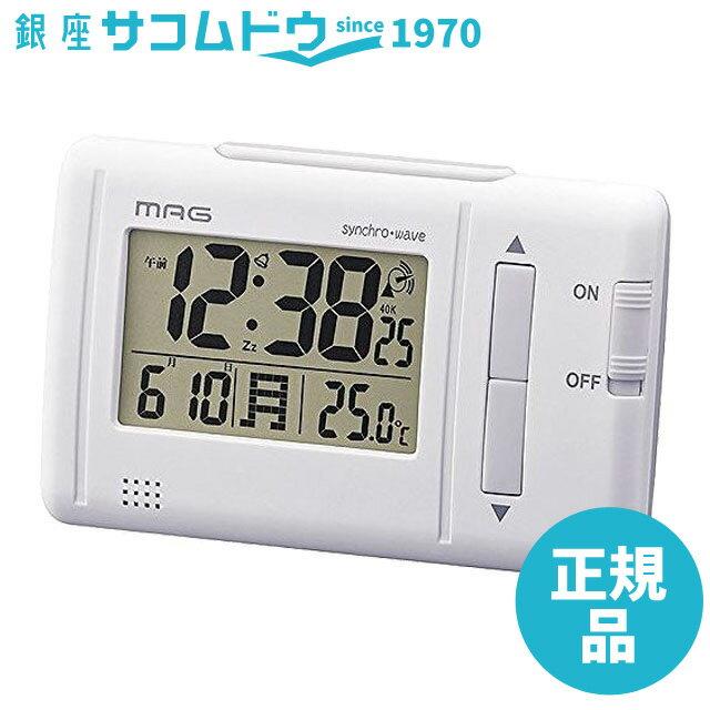 置き時計・掛け時計, 置き時計 777OFF27()23:59MAG() T-692WH-Z 4952324169214-T-692WH-Z