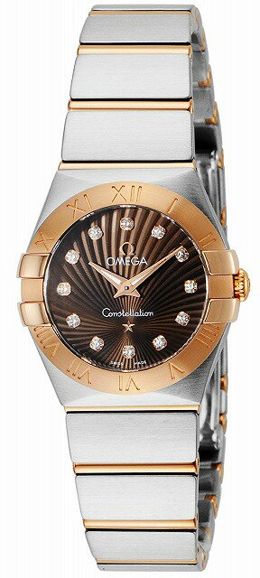 腕時計, レディース腕時計 7 OMEGA 123.20.24.60.63.001