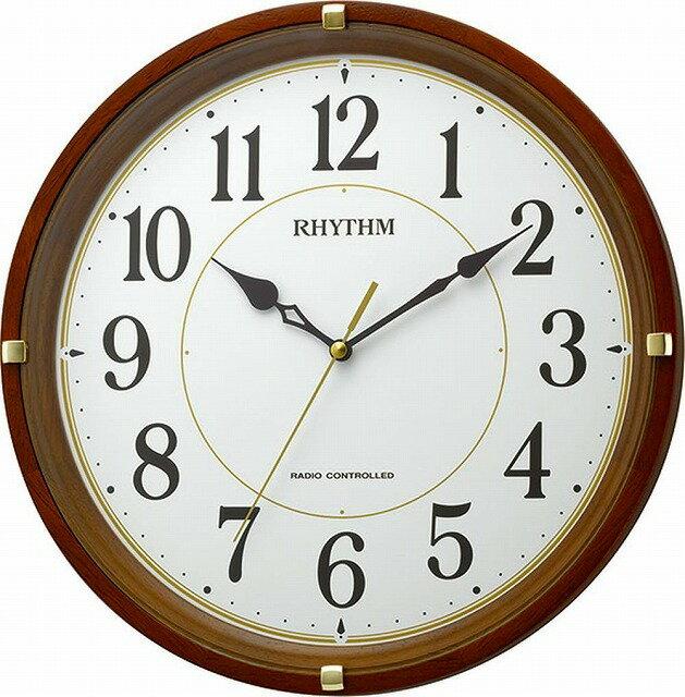 置き時計・掛け時計, 掛け時計 777OFF27()23:59CITIZEN RHYTHM 8MYA32SR06