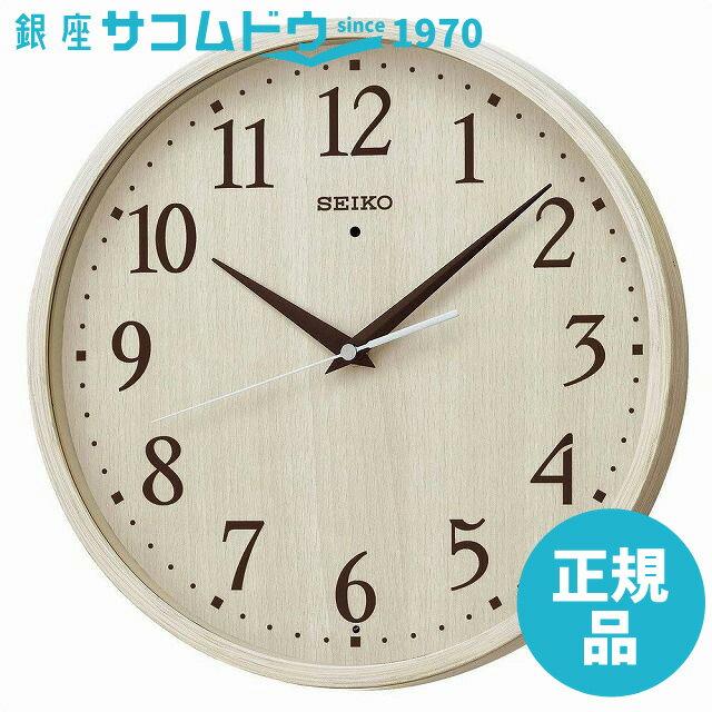 置き時計・掛け時計, 掛け時計 43.52000OFF11()01:59SEIKO CLOCK KX399A