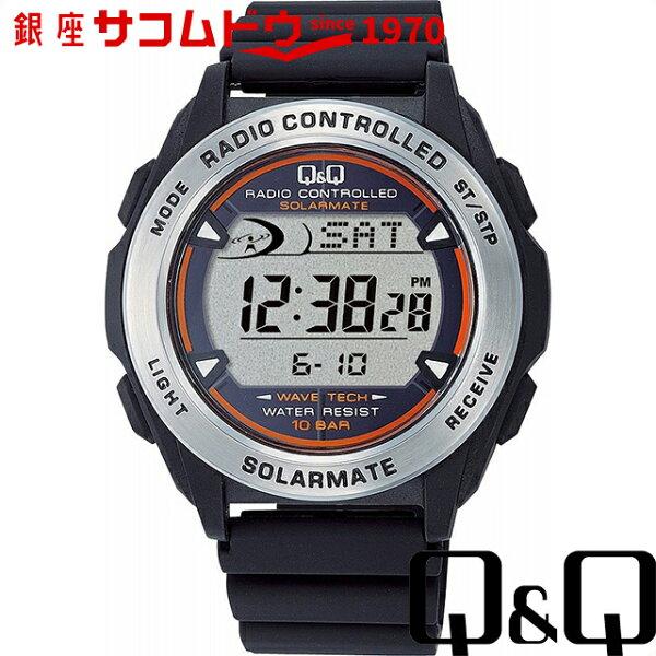 最大5000円OFFクーポン23日(金)09:59迄 Q&Qキューアンドキュー腕時計ウォッチSOLARMATE(ソーラーメイト