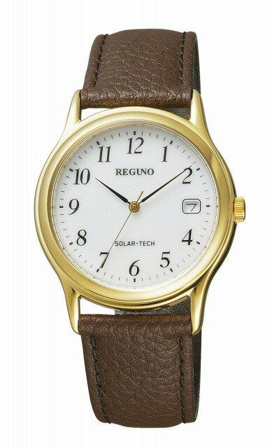 CITIZEN シチズン REGUNO レグノ 腕時計 ソーラーテック スタンダードモデル RS25-0031B メンズ
