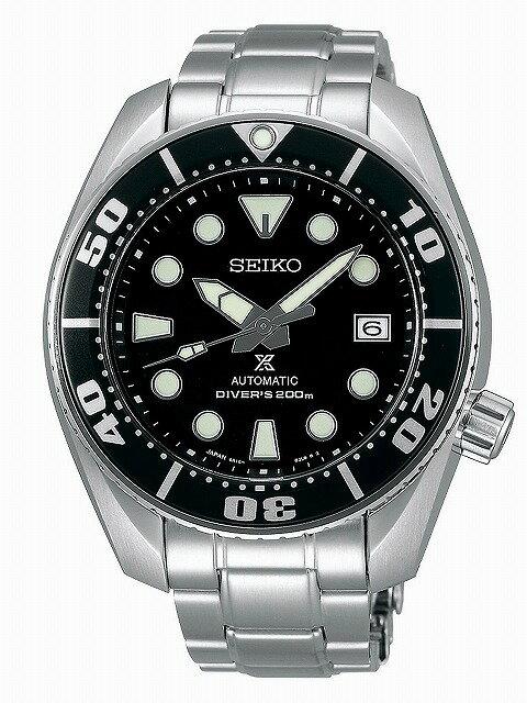 【スマホ用防水ケース付き】セイコー プロスペックス SEIKO PROSPEX ダイバースキューバ ダイバーズウォッチ メカニカル 自動巻き 腕時計 メンズ SBDC031