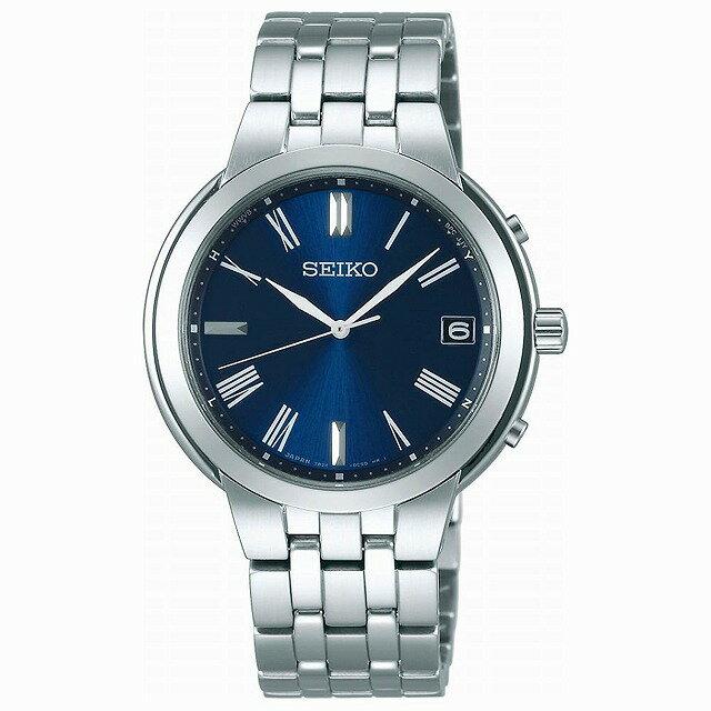 【店頭受取対応商品】セイコー セレクション SBTM265 SEIKO SELECTION 腕時計 ウォッチ ソーラー電波 ペアモデル メンズ