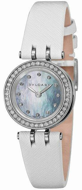 [ブルガリ]BVLGARI 腕時計 B-ZERO1 ホワイト文字盤 BZ23BSDL/12 レディース 【並行輸入品】