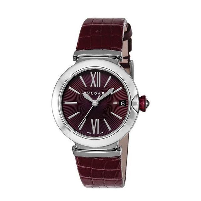 ブルガリ 時計 BVLGARI レディース 腕時計 Lvcea LU33C7SLD  [並行輸入品]