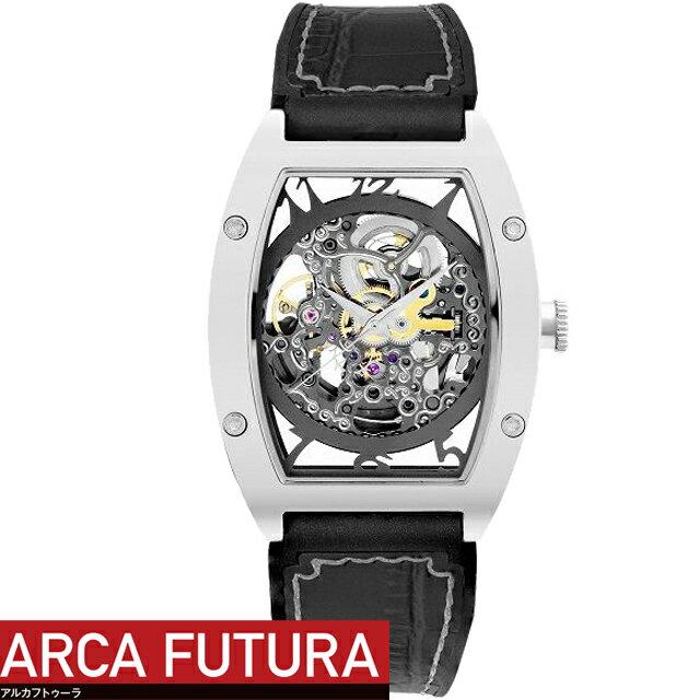 腕時計, メンズ腕時計 777OFF27()23:59 ARCA FUTURA 978EBK 4543354511977-978EBK