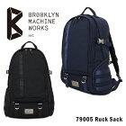 ブルックリンマシンワークスBrooklynMachineWorksリュック79005Stranger【リュックサックデイパックバックパック耐水メンズ】