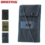 ブリーフィング サコッシュ マルチケース メンズ BRM183202 BRIEFING   FLYER MW ショルダーバッグ パスポートケース 財布 軽量 トラベル