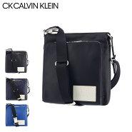 CK カルバンクライン ショルダーバッグ ジーニング メンズ875101 CK CALVIN KLEIN   本革 レザー
