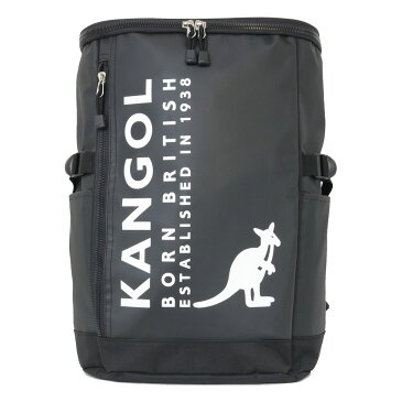 カンゴール リュック スクールバッグ 23L メンズ レディース 250-4955 KANGOL | リュックサック バックパック スクエア A4 通学[PO10][bef][即日発送]