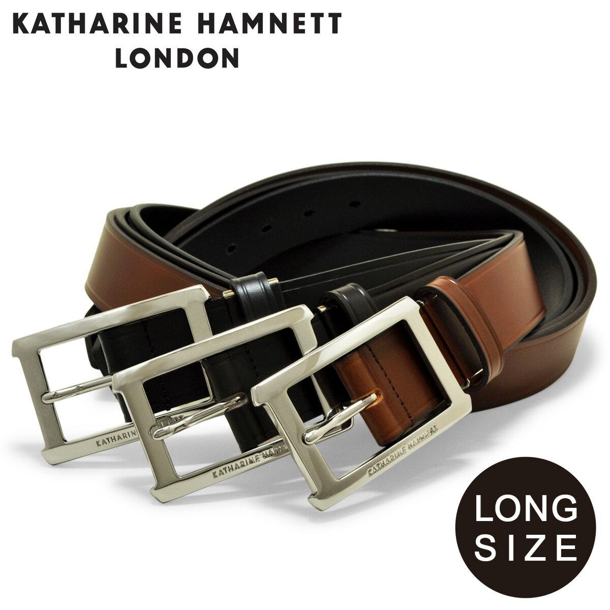 ベルト・サスペンダー, メンズベルト  KH-506028L KATHARINE HAMNETT BOX PO5befPO10