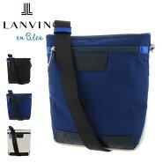 ランバンオンブルー ショルダーバッグ ナジェ メンズ 591101 LANVIN en Bleu   斜めがけ ミニ 縦型