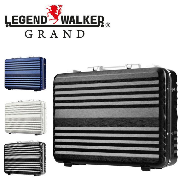 レジェンドウォーカー グラン アタッシュケース 2WAY 軽量 6604-42 ビジネスバッグ ブリーフケース ショルダーバッグ キャリーオン LEGEND WALKER G...
