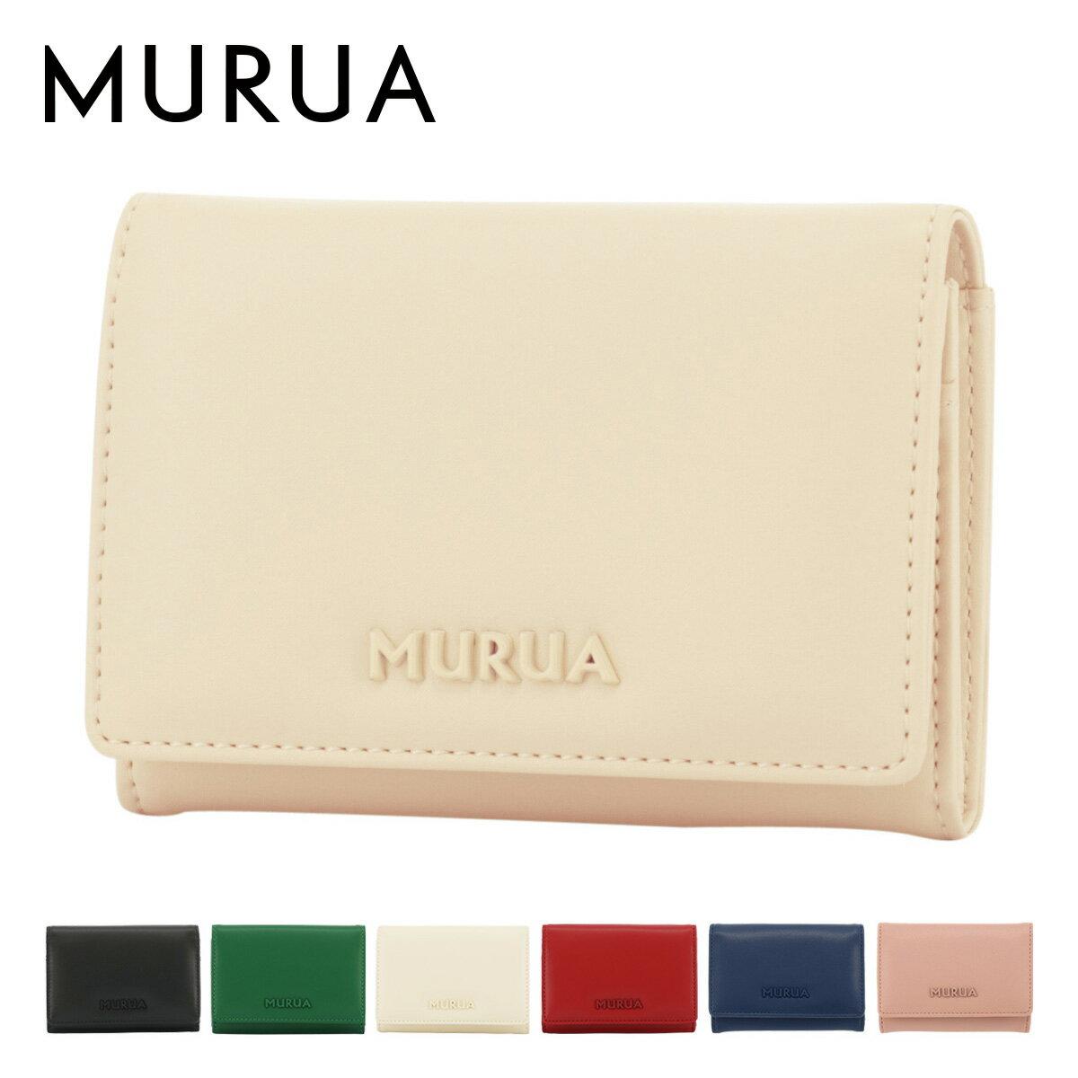 財布・ケース, 名刺入れ  MR-W814 MURUA PO5