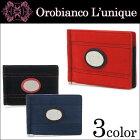オロビアンコ財布209017【札ばさみ】【マネークリップ】【OROBIANCO】【即日発送】