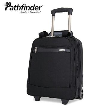 パスファインダー ビジネスキャリー 18L 44cm 2.7kg 機内持ち込み PF1834 ダイヤル式TSAロック 2輪 バリスティックナイロン ソフトキャリー Pathfinder AVENGER [PO10][bef]