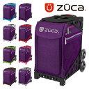 ズーカ キャリーケース スポーツ コスミックパープル Cosmic Purple 401 メンズ レディース キャリーバッグ スーツケース ZUCA [PO10]