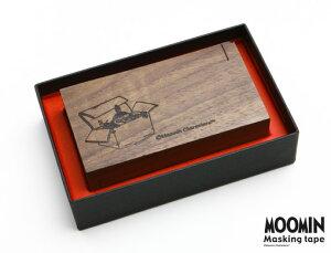 限定柄10%OFF☆木製マスキングテープカッター/リトルミィ