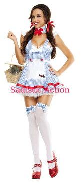 【即納】STARLINE MISS KANSAS 【ハロウィンコスチューム】【STARLINE (コスチューム、ランジェリー、衣装)】【SL-CO-S3092】