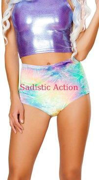 【即納】J Valentine High Waisted Pastel Shorts 【J Valentine(ダンスウェア、衣装、コスチューム、小物)】【ボトム・スカート】【アンダーショーツ・フリルショーツ】【JV-DW-FF610】