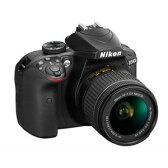 ニコン(Nikon) D3400 18-55 VR レンズキット ブラック