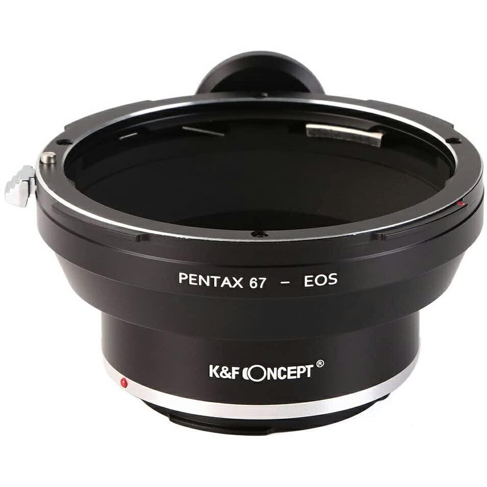 交換レンズ用アクセサリー, マウントアダプター KF Concept (67 EFKF-P67EF
