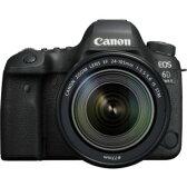 【2017年8月4日発売予定】キヤノン(Canon) EOS 6D Mark II 24-105 IS STM レンズキット
