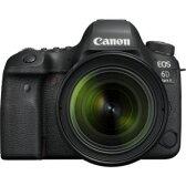 【2017年8月4日発売予定】キヤノン(Canon) EOS 6D Mark II 24-70 F4L IS USM レンズキット【代引き不可】