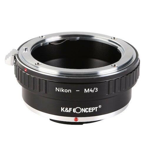 交換レンズ用アクセサリー, マウントアダプター KF Concept (FKF-NFM43
