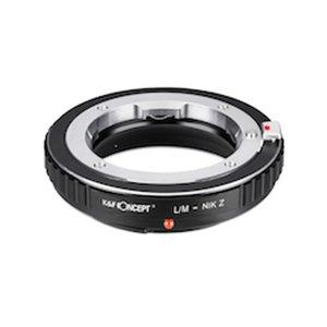 交換レンズ用アクセサリー, マウントアダプター KF Concept (MZ) KF-LMZ