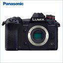 パナソニック(Panasonic) LUMIX(ルミックス) G9 PRO ボディ DC-G9-K