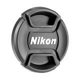 【ネコポス便対応商品】ニコン レンズキャップ52mm LC-52 (スプリング式)