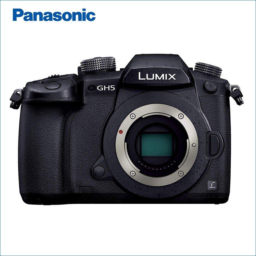 デジタルカメラ, ミラーレス一眼カメラ (Panasonic) LUMIX DC-GH5-K